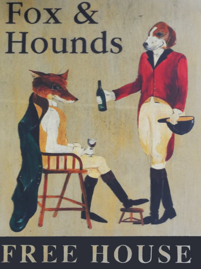 Fox and Hounds Pub – The Giddings