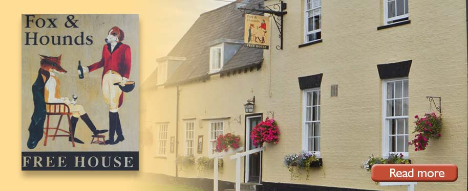 More info about the Fox and Hounds