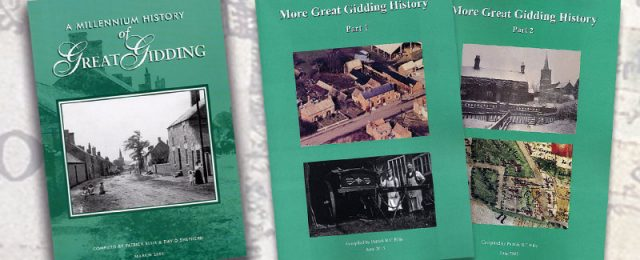 Great Gidding History group next meeting