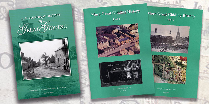 All Great Gidding History books