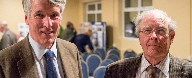 Great Gidding History night - report and photos