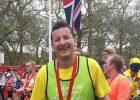 Dan completes London Marathon