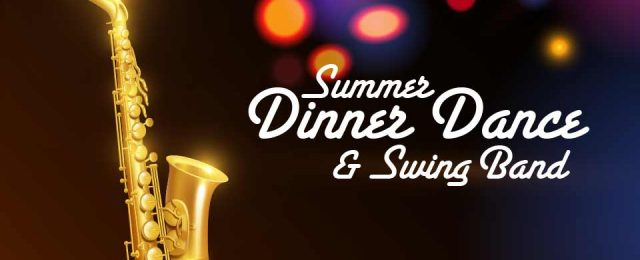 Summer Dance, Dinner and Swing Band