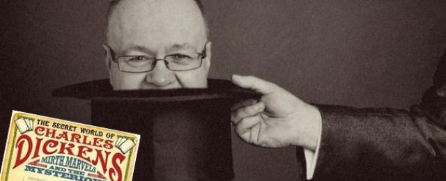 Comedy mindreader and magician at Great Gidding Village Hall