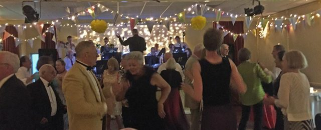 Swing night at Village Hall raises over £1,000