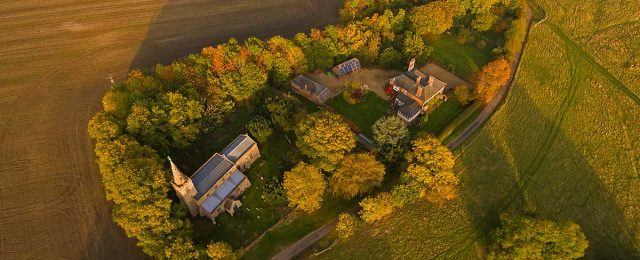 New aerial photos of the Giddings