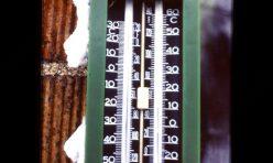 A good blizzard December 1981