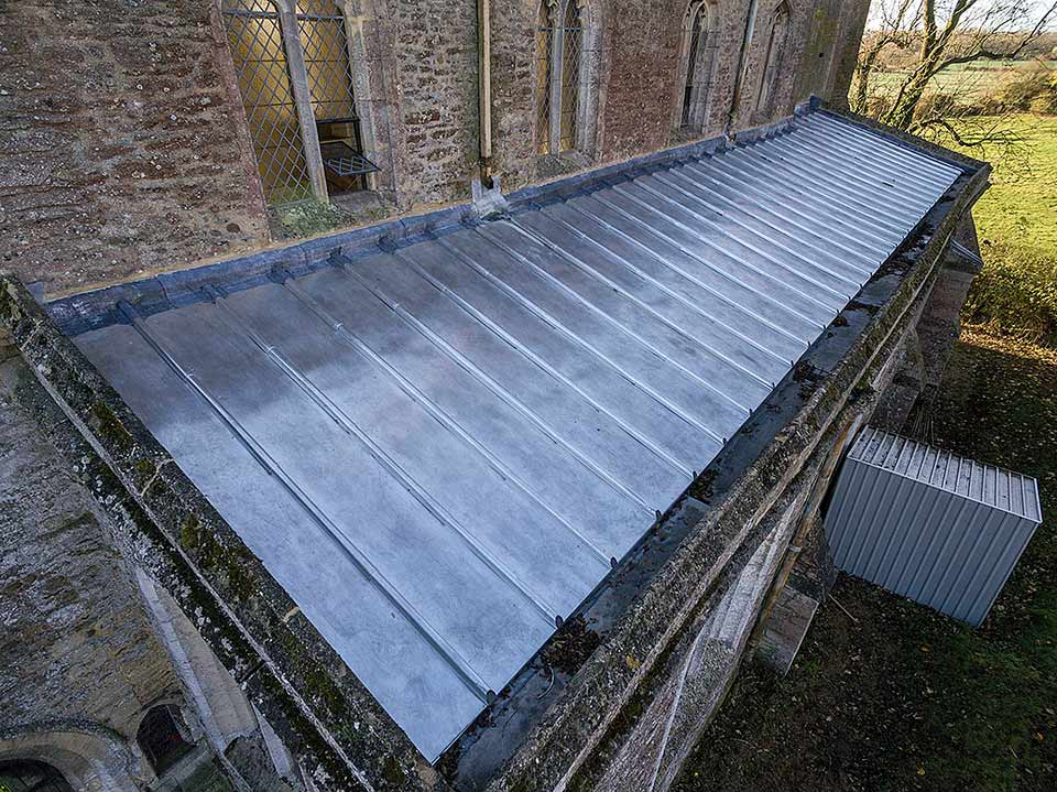 Repair Work To St John S And St Michael S A Report The