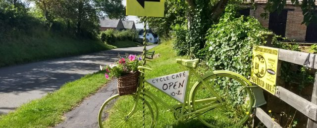 Gidding Gobblers Café open every Sunday