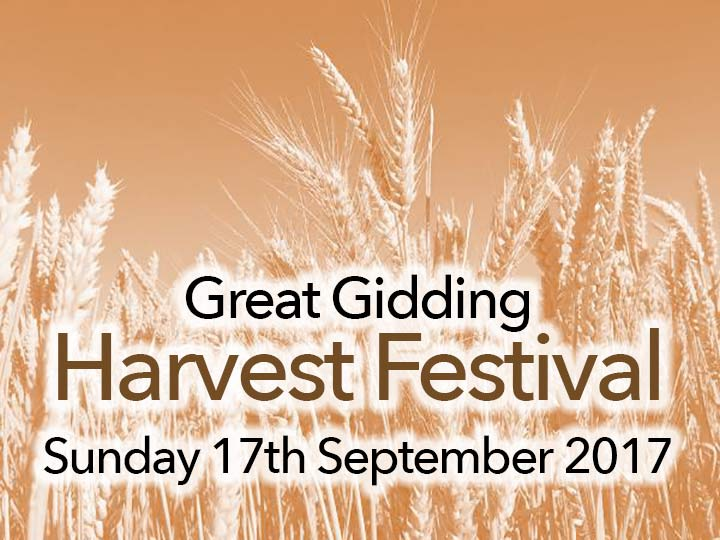 Great Gidding Harvest Festival 2017