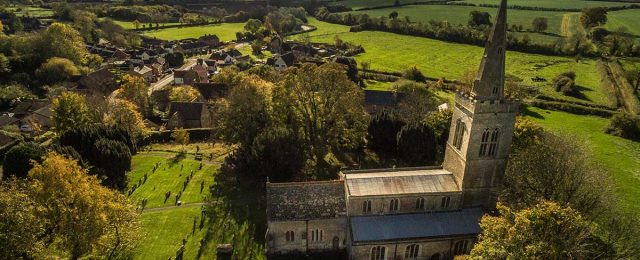 St Michael's Church Great Gidding  - Special Services in September 2019