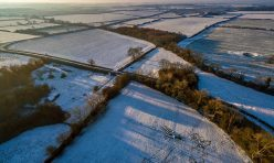 Great Gidding Snow December 2017