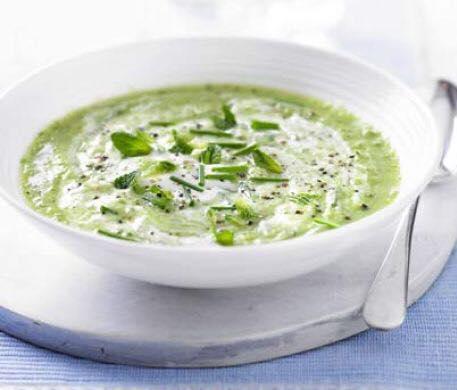 Gidding Gobblers Cafe soup