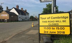Tour of Cambridgeshire - Great Gidding