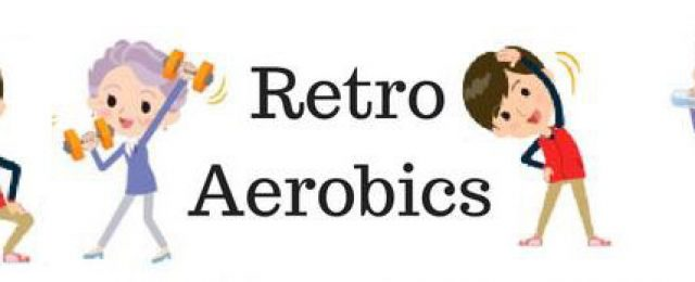Retro Aerobics at the Village Hall