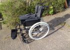 Wheelchair available for loan