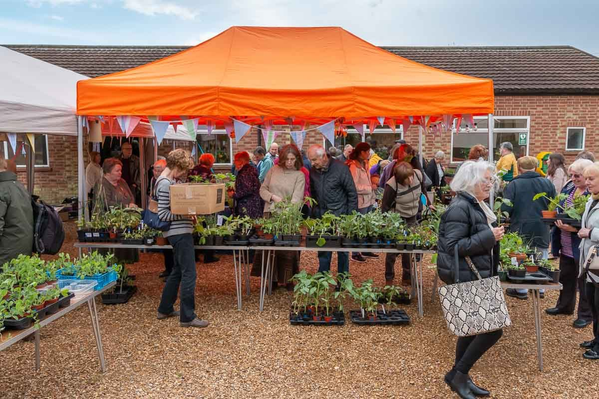 Great Gidding Plant Sale 2019