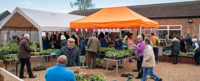 What a fantastic success 'More Than Just a Plant Sale' turned out to be!