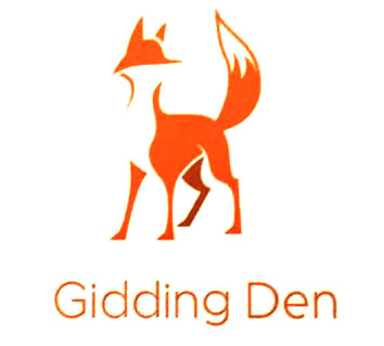 Gidding Den logo