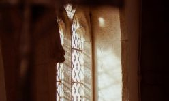 Window - St Michael's Church, Great Gidding