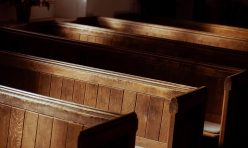 Pews - St Michael's Church, Great Gidding