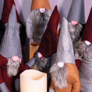 Gidding Christmas Cornucopia - Krystyna gnomes