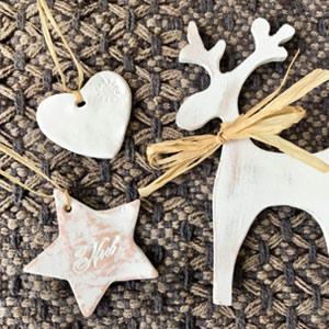 Gidding Christmas Cornucopia - Christmas decorations