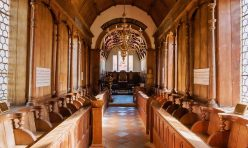 St John's Church, Little Gidding -