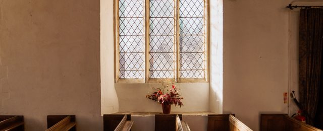 New photos of interior of St Michael's Church