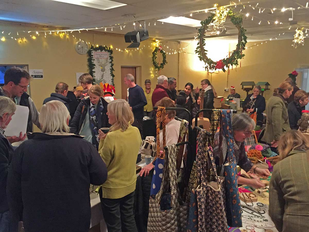 Great Gidding Christmas Cornucopia  2019