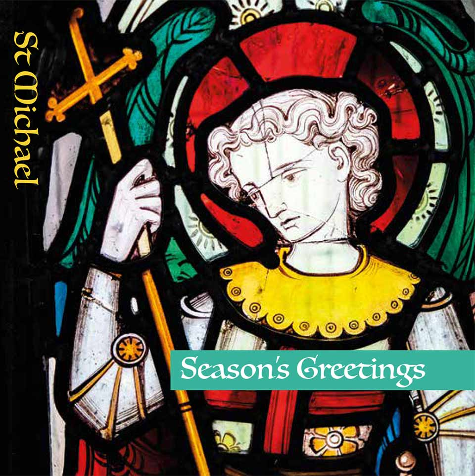 Christmas cards - Gidding Christmas Cornucopia