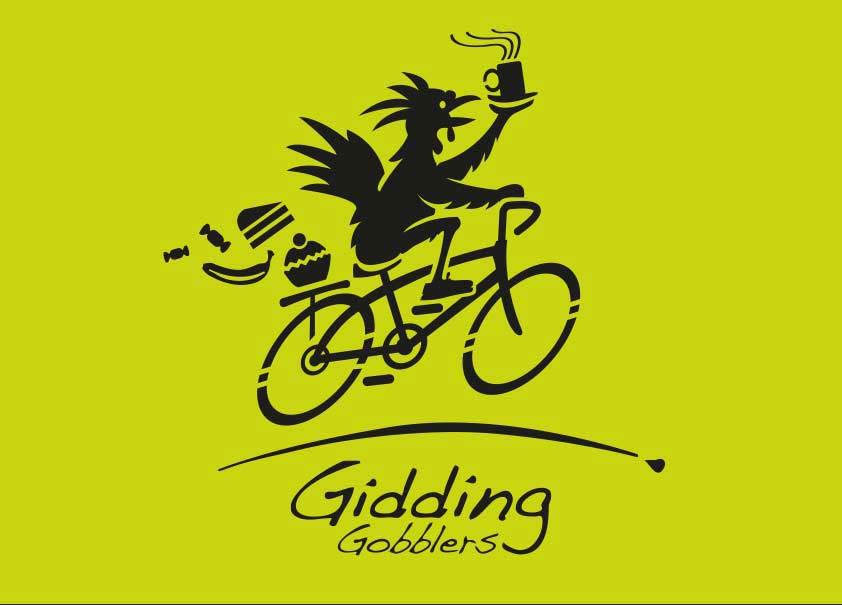 Gidding Gobblers logo