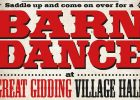 Barn Dance in Great Gidding