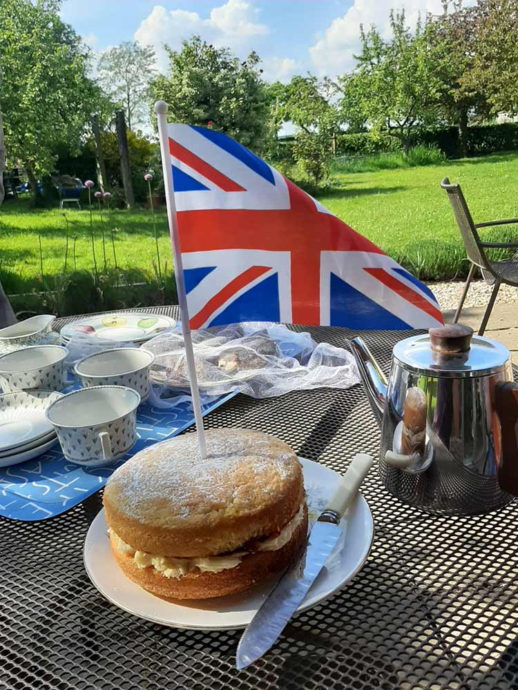 75th VE Day celebrations in the Giddings
