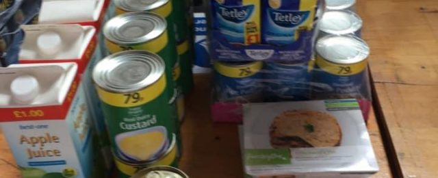 Sawtry foodbank update