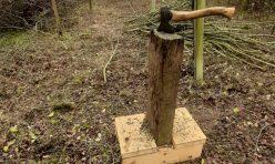 Maintenance in Jubilee Wood