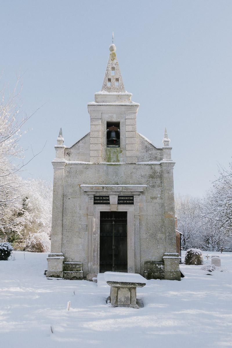 St John's Little Gidding - Jan 2021