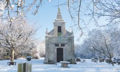 St John's Little Gidding - Jan 2021