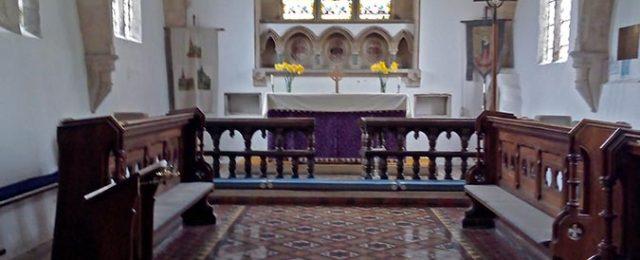 St Michael's Easter Sunday