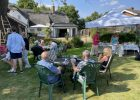 Gidding Garden Party raises £400 for charity
